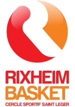 Logo club cssl Basket Rixheim club sportif Saint Leger