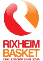 Logo club cssl Basket Rixheim club sportif Saint Leger